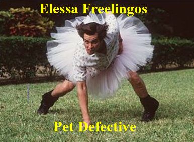 Elessa Freelingos Pet Defective