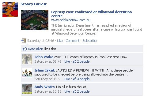 Leprosy case