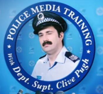 Clive Pugh