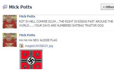 Mick Potts