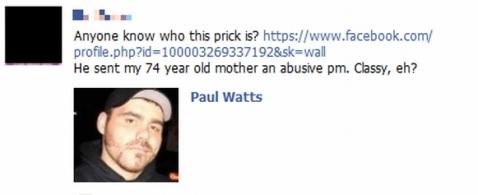 Classy Paul Watts