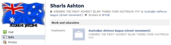 Sharls Ashton current profile