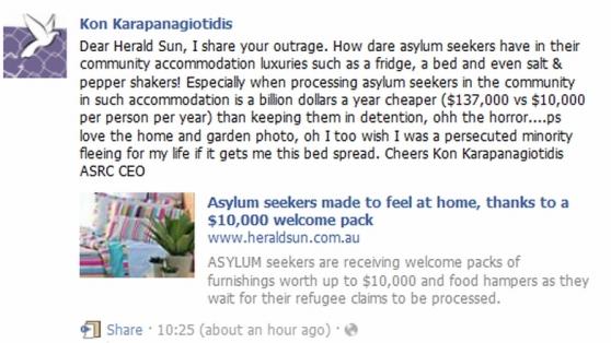 Kon's post