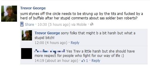 Trevor George