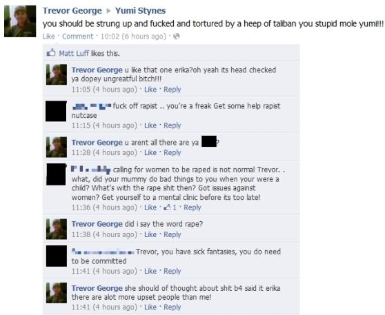 Trevor George 2
