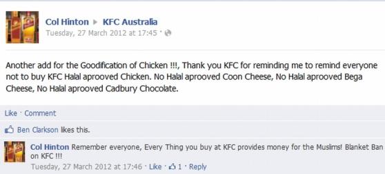 Col Hinton KFC2