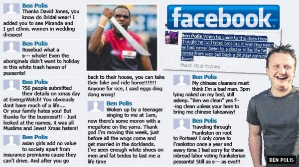 More Ben Polis rants