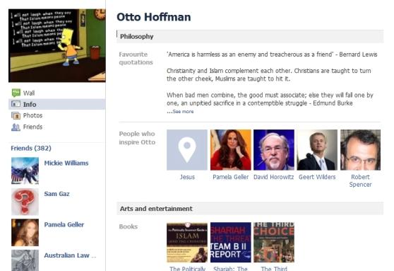 Otto Facebook