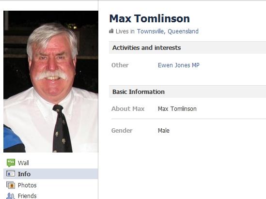 Tomlinson Facebook