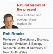 Prof Rob Brooks