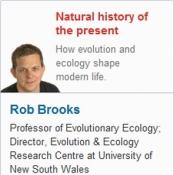Prof Rob Brooks