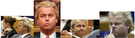 The charisma of Geert Wilders