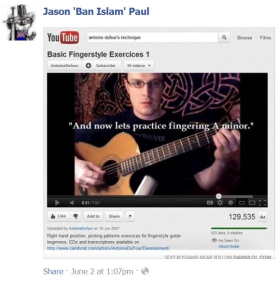 3 - Peadophile Posts - Paul Jason - Fingering A Minor