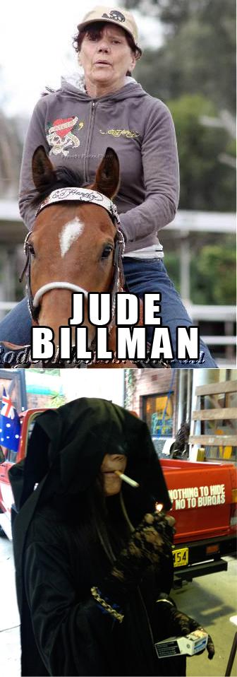 Jude Billman