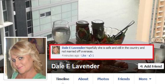 Dale Lavender