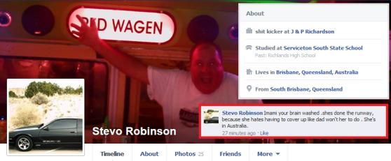 Stevo Robinson